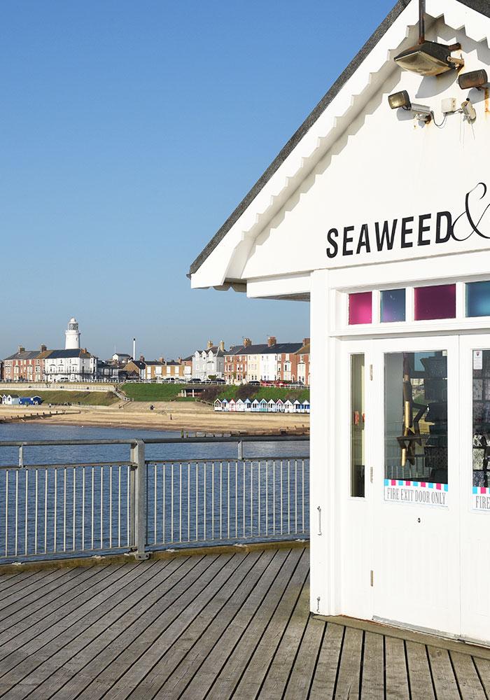 The external Seaweed & Salt