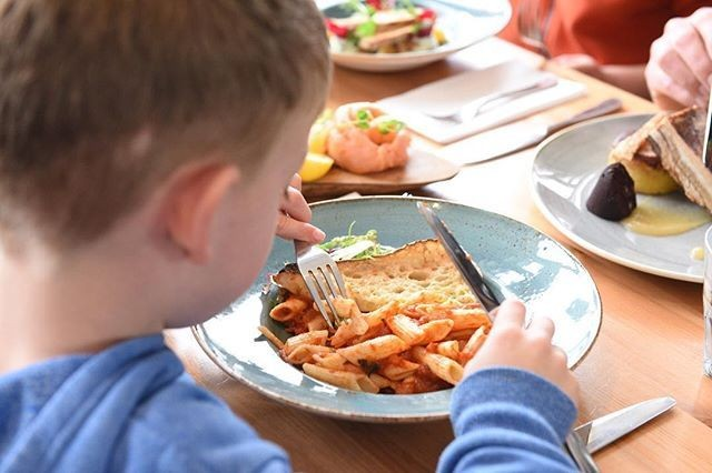 The Boardwalk Restaurant now offer a kids meal at £8.95 for 2 courses… Perfect for a half term treat!⠀ Follow the link in the bio for more info.⠀ #southwoldpier #southwold #suffolk #halfterm