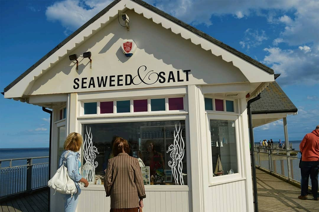 Seaweed & Salt Sale from 25% off⠀ There are some great items on sale at the moment, don't miss out!⠀ #southwoldpier #southwold #suffolk