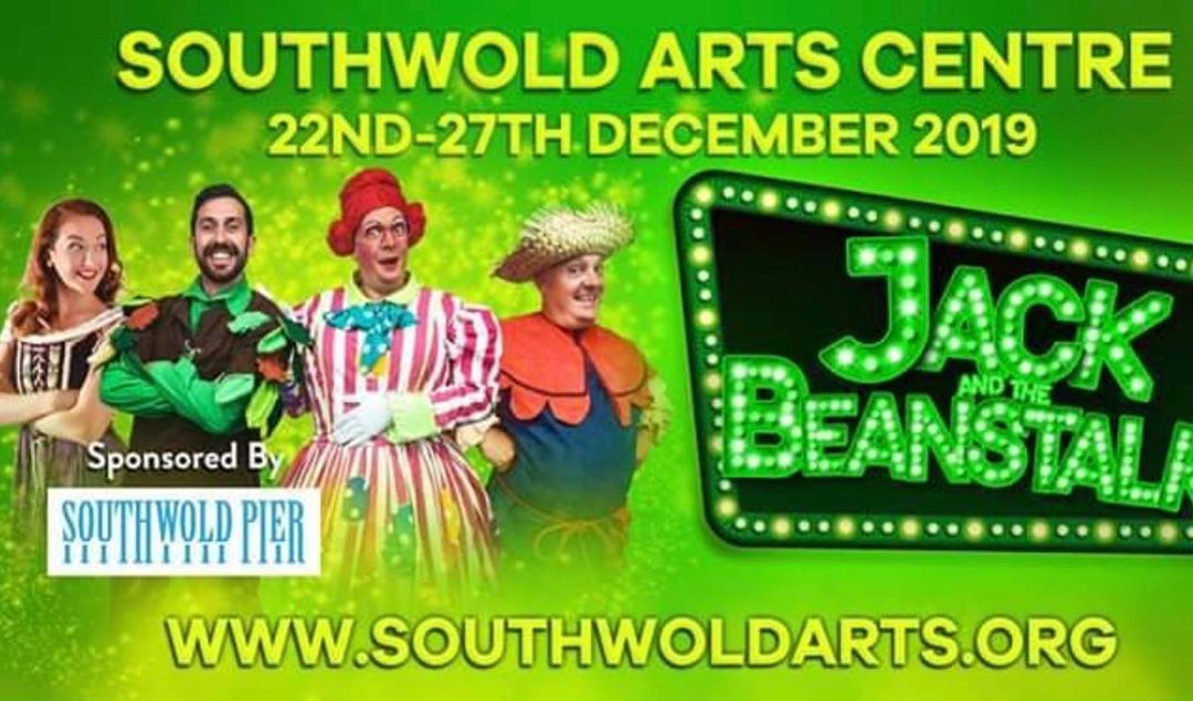 ✨✨ Competition Time Pier Fans✨✨ As proud sponsors of @Southwolds Christmas Panto we are going to be giving you the chance to win 4 tickets to this years fabulous show at @Southwold Arts Centre. Simply like and share this post and give us your most festive gif/emojis in the comments below!  Competition closes on the 7th & we will announce the winner on the 8th December! Good luck!