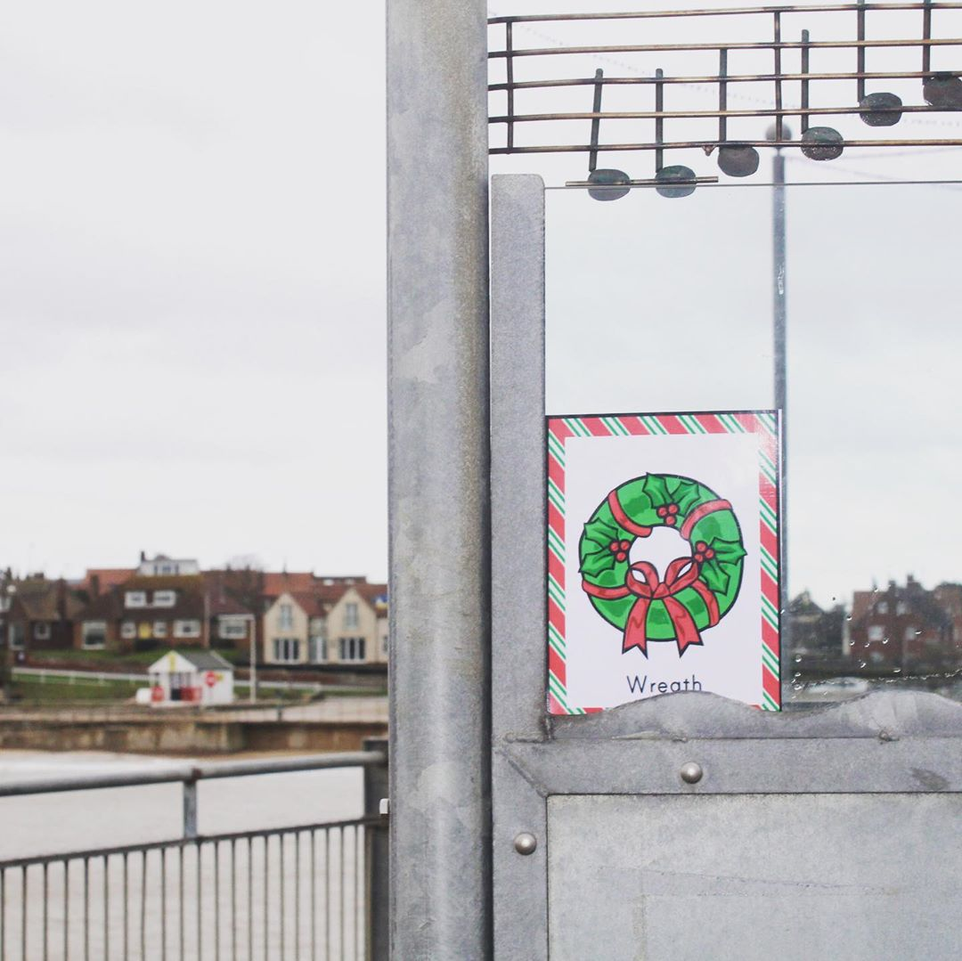 Our Christmas Bingo Trail is now available during the school holidays! Perfect for the kids to find all the different images around the Pier and they get a free prize at the end. #southwoldpier #southwold #schoolholidays #suffolk