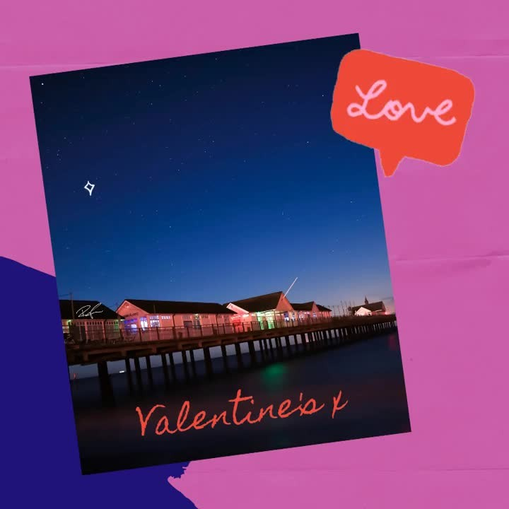 Have you booked Valentine's dinner yet? No worries we still have some availability at the Boardwalk… A 3 course dinner for £35 per person with the best views in Suffolk 😍⠀ #valentines #suffolk #southwoldpier #romance