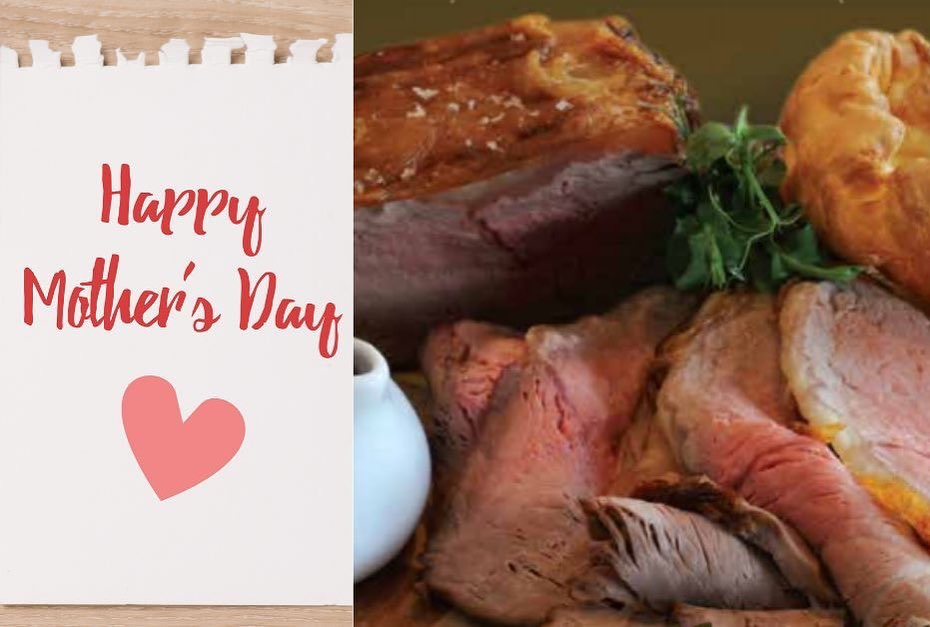 We will be serving roast with our normal menu on Mother's Day – book your table today!🥰💐 call us on 01502 722 105 opt 1 #southwoldpier #southwold #mothersday