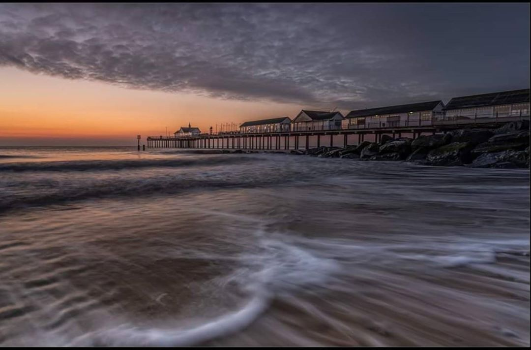 What are you doing this Sunday? Beautiful shot by Scott Hughes 😍📷