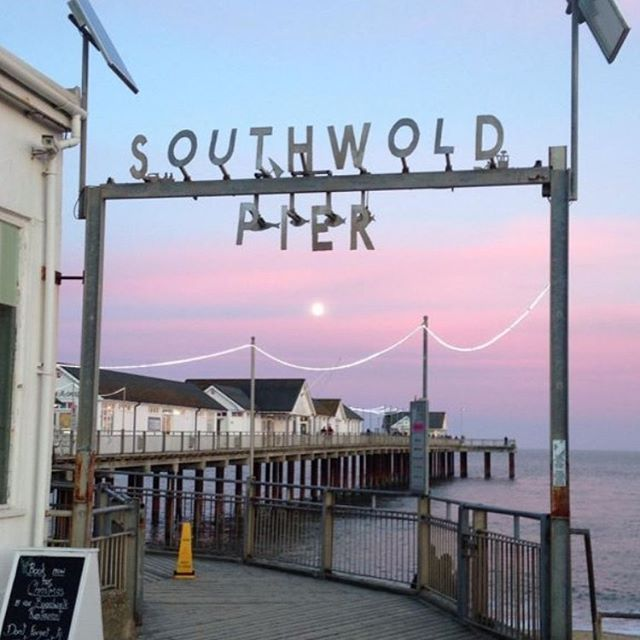 We're back… 😍😀 From Thursday 18th June, the Pier will be reopening from 12-8pm, then from Wednesdays to Sundays each week.  We have implemented a new one way system to ensure social distancing whilst you enjoy the views and the fresh sea air.  We will also be offering a take away menu from our Boardwalk Restaurant from 12-3pm & 5-8pm on these days.  We can't wait to see you all.  #southwold #takeaway #suffolkcoast #freshair #openagain #itsgoodtobeback