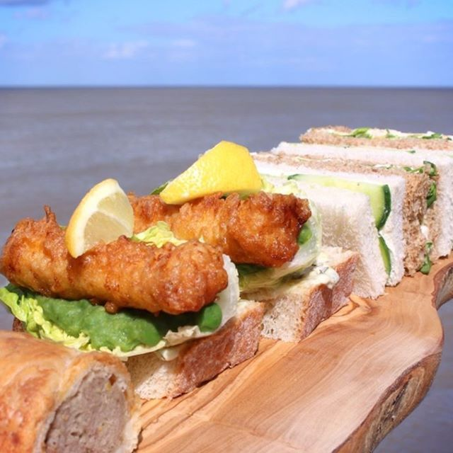 It's backl The best afternoon tea on sea is only available from #SouthwoldPier, visit our website or call us on 01502 722105 to book yours! #Suffolk #Southwold #Afternoontea #Specialfood #seaside #coast #Treatyourself