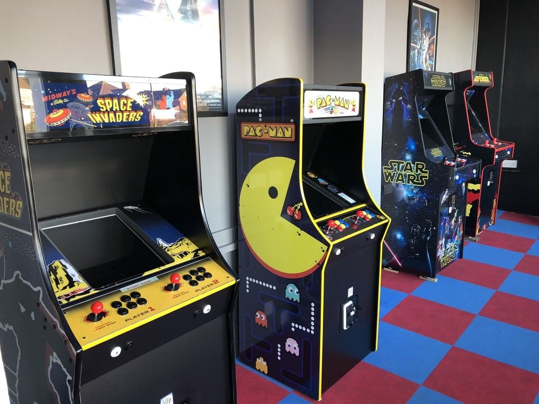 Happy Father's day! Come and celebrate at the Pier… 😊  #retrogaming #80sarcade #fathersday #southwold #southwoldpier #suffolk